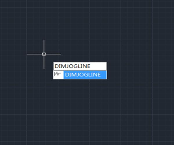 DIMJOGLINE Command