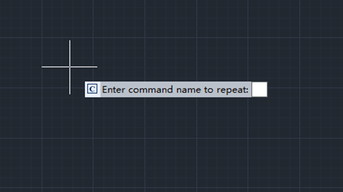 How to repeat the previous command ?