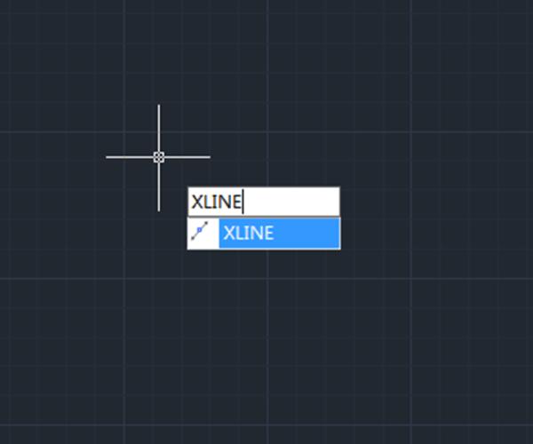 XLINE command