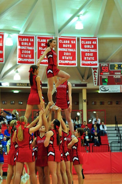 McPherson High School Cheer