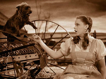Judy-Garland-singing-w-Toto