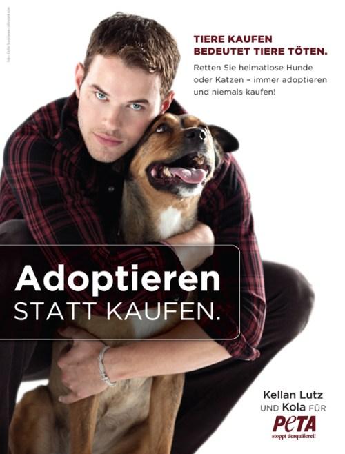 PETA AdoptierenStattKaufen