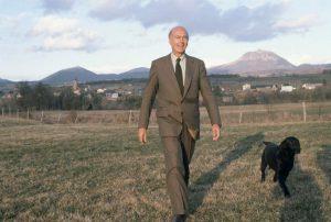 Giscard d'Estaing chien Samba labrador