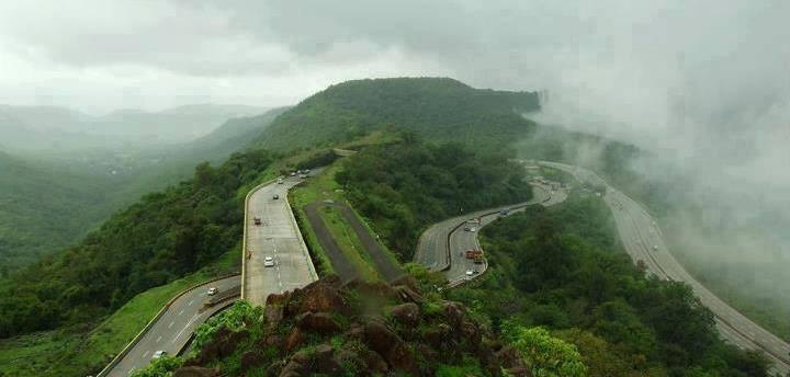 Lonavala – Khandala during Monsoons  Image Courtesy: Archeet Nayar  Image Source