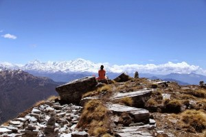 off beat destinations, Chandrashila peak in Chopta