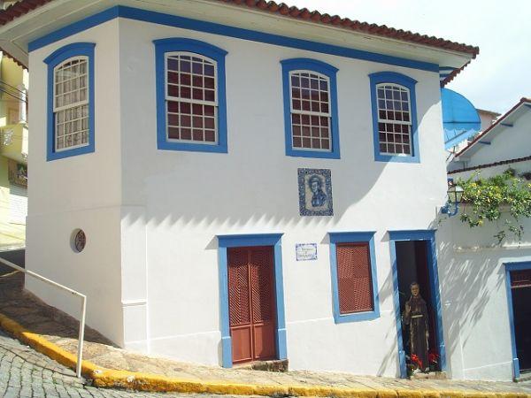 Casa de Fray Galvão, destino turístico religioso Valle de Paraíba