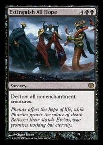 A sweeper, fun for all, future EDH budget staple.