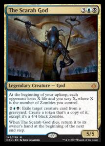 EDH Deck Time: The Scarab God | Guild Blog