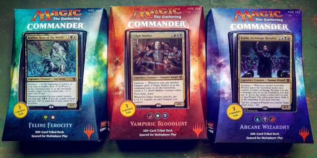 Trying Out: Commander 2017 | Guild Blog