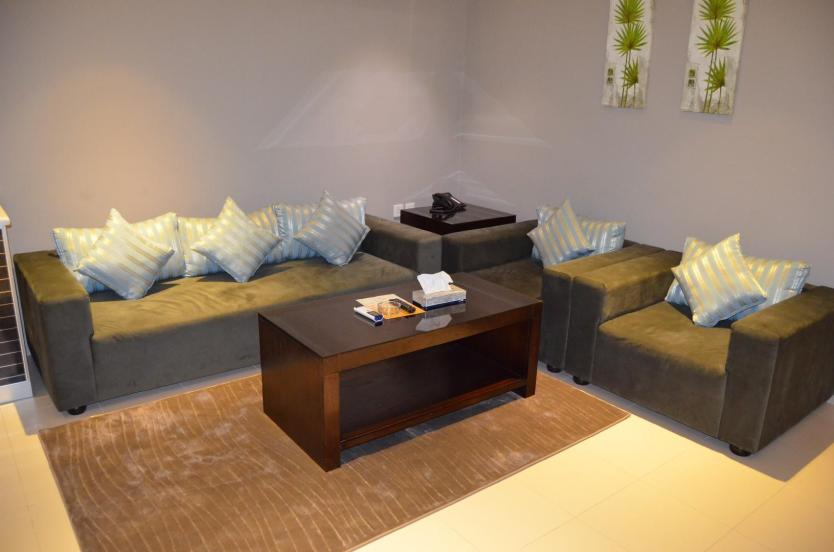 Book furnished apartments
