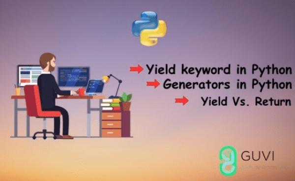 yield keyword in python