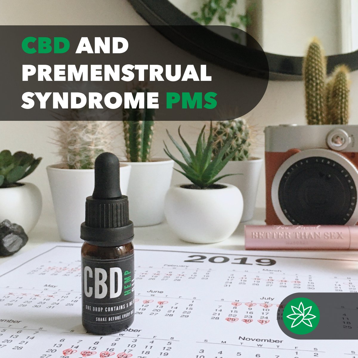 CBD and premenstrual syndrome PMS