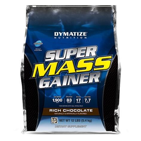 dymatize super mass gainer besin değerleri