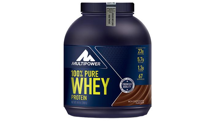 Multipower Whey Protein Nasıl ?
