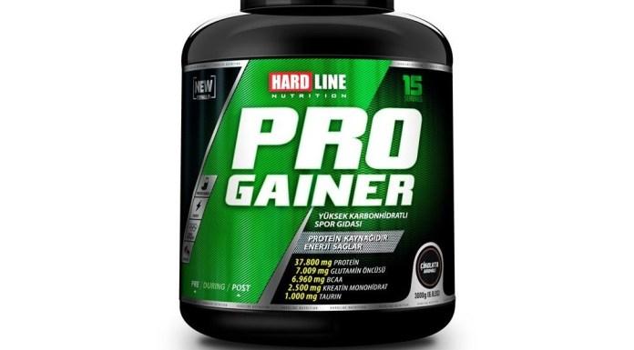 hardline progainer 3000 gr
