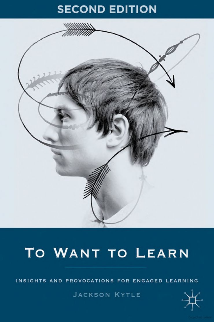 "Couverture du livre ""To Want to Learn"" de Jackson Kytle"