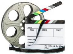 Movie Reel and Film