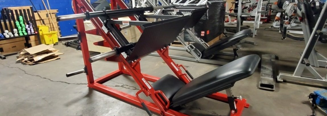Used commercial gym equipment