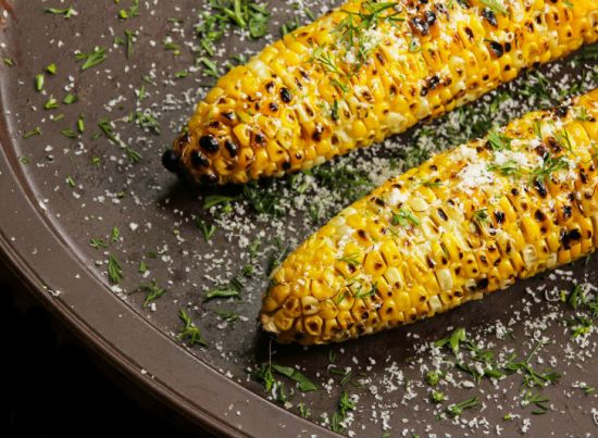 corn on the cob glaze