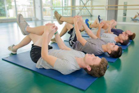 release tension hip flexor