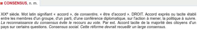 L'Académie française, toujours à la pointe du progrès, ne mentionne toujours, dans la neuvième édition de son dictionnaire, l'acception moderne du terme que comme une extension.