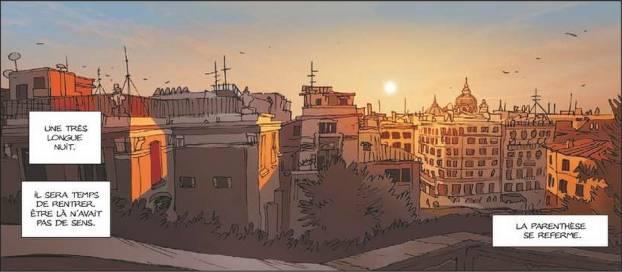 Le soleil finit toujours par se lever. - dessin Jim