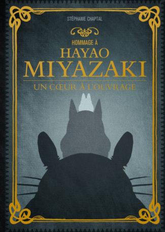 Hommage à Hayao Miyazaki, par Stéphanie Chaptal