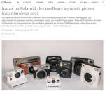 Instax ou Polaroid sur LeMonde.fr