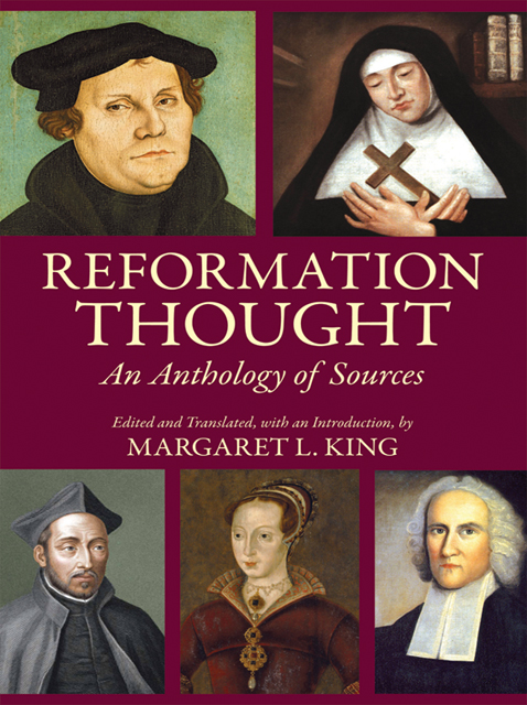 Reformation Thought Cover