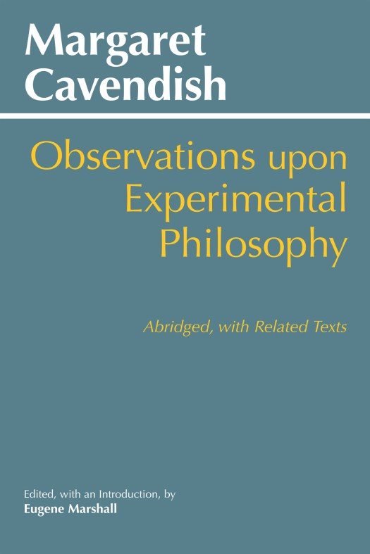 Margaret Cavendish cover image