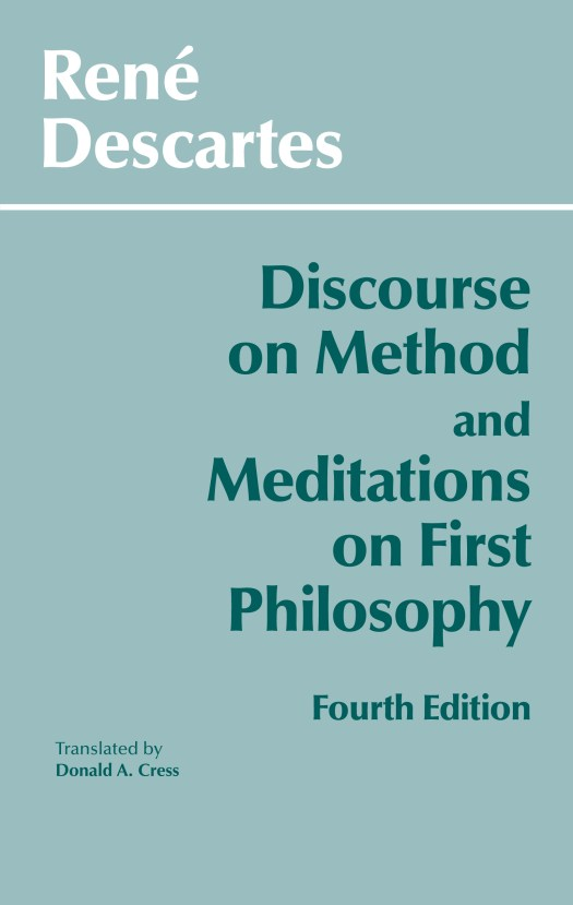 Descartes Discourse on Method and Meditations on First Philosophy cover image
