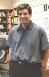 Photo of Professor James Rocha
