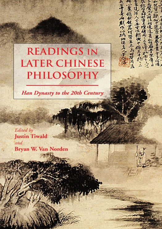 Readings in later chinese philosophy cover iamge