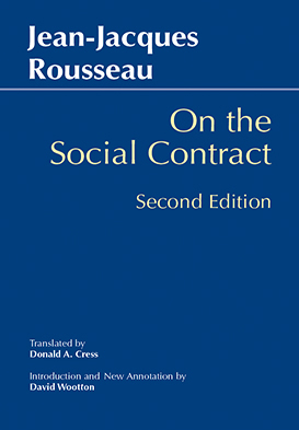 Rousseau: On the Social Contract Cover