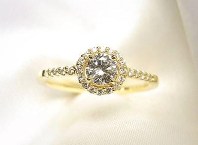 3つの古いダイヤモンドリングをそれぞれリフォーム【神戸 元町】
