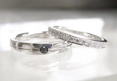 お母様のダイヤでご婚約指輪&ご結婚指輪のご注文【神戸 元町】