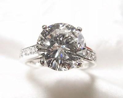 3.5ct大粒ダイヤモンドリングの華麗なるリフォーム【神戸 元町】
