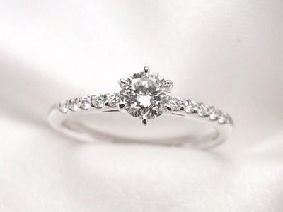 ご自分のダイヤモンドリングをお嫁さんにリフォームしてプレゼント【神戸 元町】