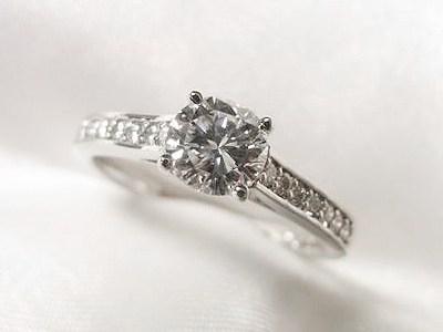 2つのダイヤモンドリングをそれぞれのデザインへリフォーム【神戸 元町】