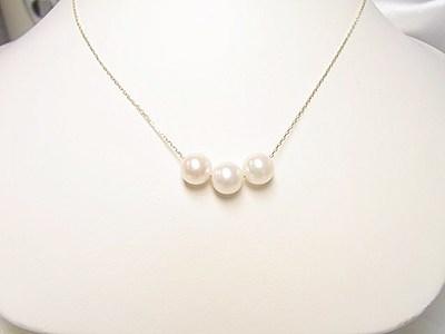 アコヤ真珠の余り珠をリフォーム【神戸 元町】