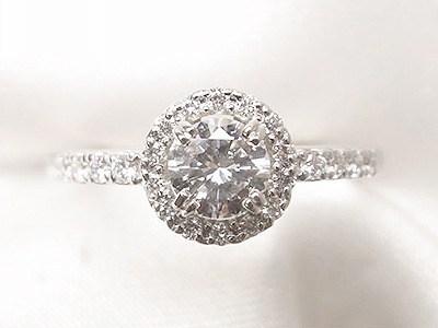 京都から♥︎お母様から受け継いだダイヤモンドをリフォーム【神戸 元町】