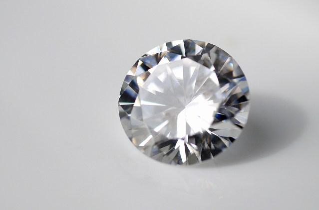 ダイヤモンドの豆知識 その1