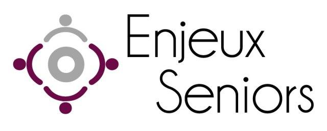 Logo du site enjeux seniors