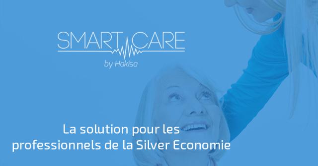 Smart Care by Hakisa : l'offre pour les acteurs de la Silver Economie
