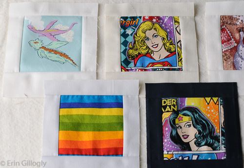 image of 4 quilt blocks