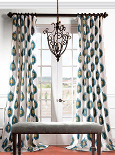 Curtain Trends to Keep an Eye Out for in 2017