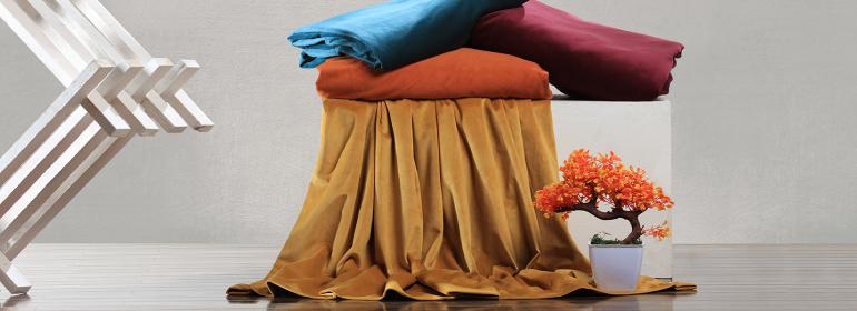 Blackout Velvet Curtains
