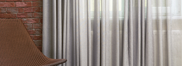 Solid French Linen Curtains