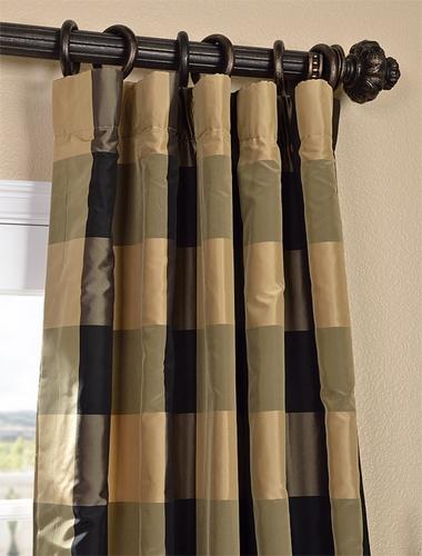 Use drapes, smart organization to make doing laundry a breeze