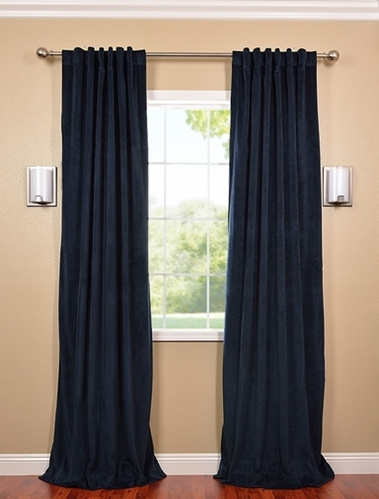 Decorate your dorm room with curtains and drapes